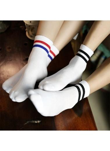 Sportsoul Spor Çorap Beyaz